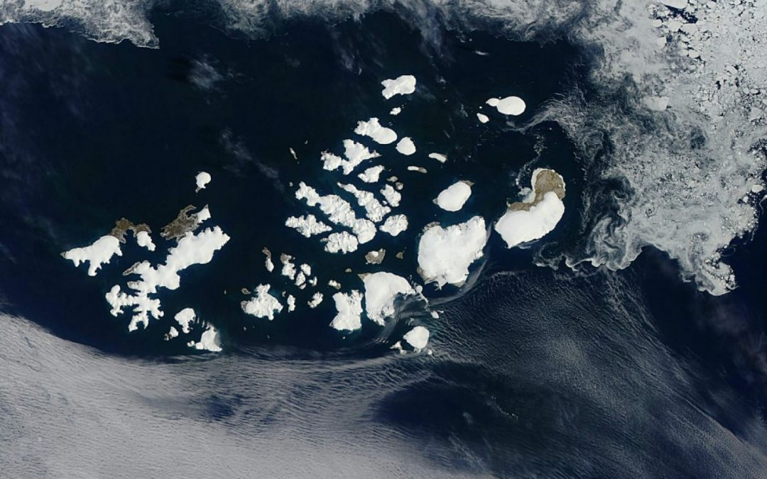 'The extraordinary years have become the normal years': Scientists survey radical Arctic melt