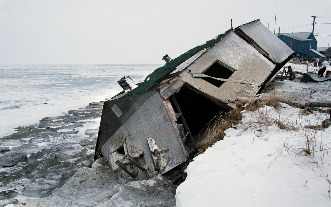 Climate change affecting Alaskans in the Arctic