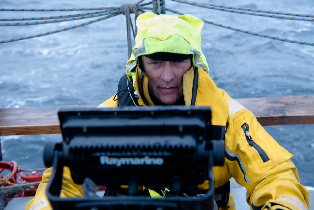 Rick was born in Tuk, and has gradually seen the climate change