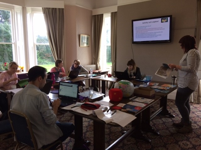 WWW's first CPD workshop a resounding success.
