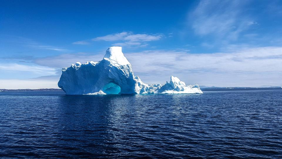 BBC special report: Greenland's ice faces melting 'death sentence'