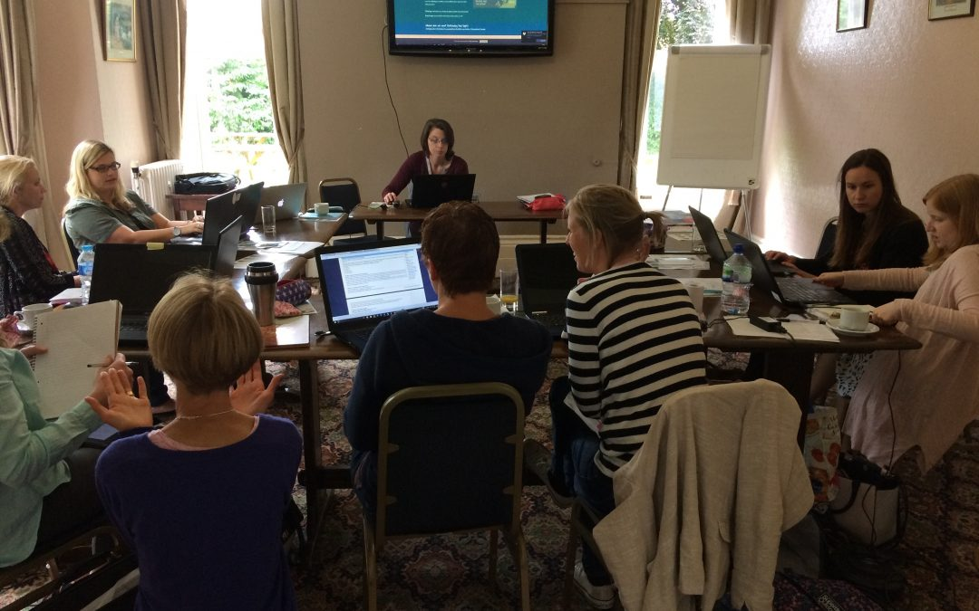 Fantastic and inspiring – latest CPD workshop a resounding success!