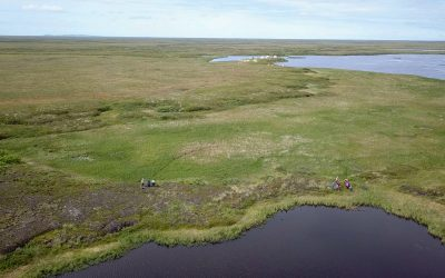 "Alaska's Permafrost ""Not as stable as people thought"""