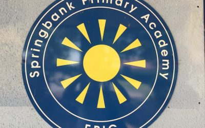 EPIC day at Springbank Primary Academy!