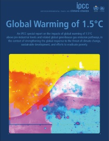 The message is clear – limit warming to 1.5°C or face the consequences