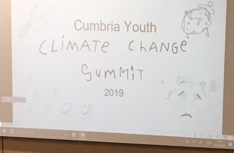 Cumbria Youth Climate Change Summit