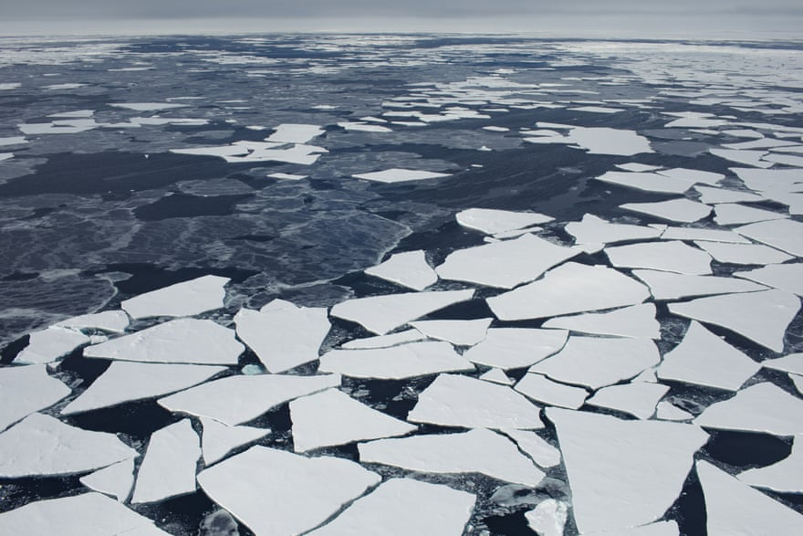 The end of the Arctic as we know it